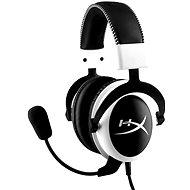 HyperX Cloud Gaming Headset bílá - Herní sluchátka