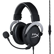 HyperX Cloud Gaming Headset silver - Gaming Headset
