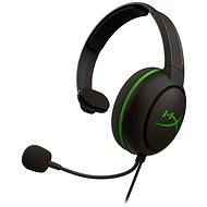 HyperX CloudX Chat - Herní sluchátka