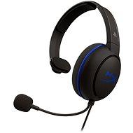 Herní sluchátka HyperX Cloud Chat (PS4 Licensed)