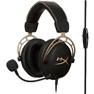 HyperX Cloud Alpha - Gold - Gaming Headset