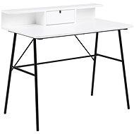 Psací stůl Design Scandinavia se zásuvkou Calina 100 cm