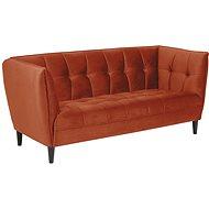 Sofa 2, 5-seater Joana, 182 cm, orange - Couch