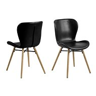Dining chair George II. (SET 2 pcs. ), Black - Dining Chair