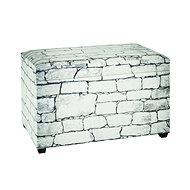 Bernie storage stool, 65 cm - Stool