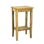 Efler Side Table with 1 Shelf, 69cm - Side Table