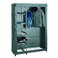 Šatní textilní skříň Emery, 173 cm - Šatní skříň