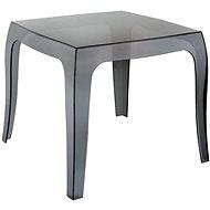 Konferenční stolek Prince, 50 cm černá - Stolek