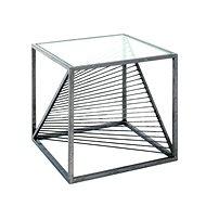 Bedside Table Arlet, 45cm, Bronze - Night Stand