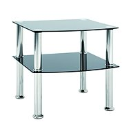 Conference table Sanford II, 44 cm, stainless steel - Coffee Table