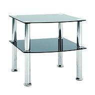 Konferenční stůl Sanford II, 44 cm, nerez - Konferenční stolek