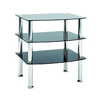 Conference Table Sanford II, 59cm, Stainless-steel - Coffee Table