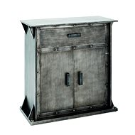 Trident Chest of Drawers, 75cm, Anthracite - Chest of Drawers