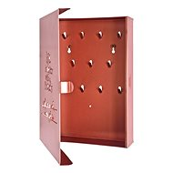 Rain key box, 25 cm, copper - Key Box