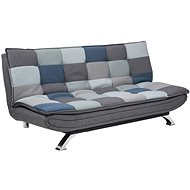 Sofa with folding backrest Trust, patchwork - Couch