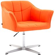 Swivel Chair Johana Orange - Armchair