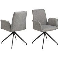 Native Swivel Chair, Grey - Armchair