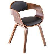 BHM Germany Kingdom, černá - set 2 ks - Konferenční židle