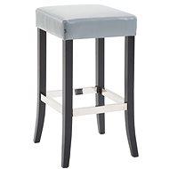 Barová židle Vent, šedá / černá