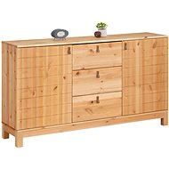 Danish Style Chest of drawers Elis, 150 cm, pine - Chest of Drawers