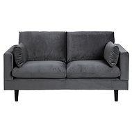 Design Scandinavia Pohovka Sunderland, 161 cm, tmavě šedá - Pohovka