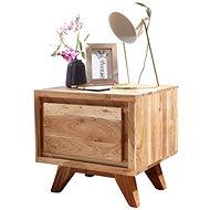 Brüxxi Noční stolek Eine, 45 cm, akát - Noční stolek
