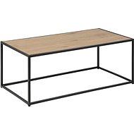 Konferenční stolek Seashell, 100 cm, dub - Konferenční stolek