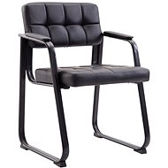 Conference chairs with armrests Landet leather - Conference Chair