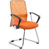 BHM Germany Brad, oranžová - Konferenční židle