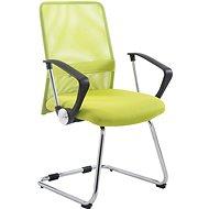 BHM Germany Brad, zelená - Konferenční židle