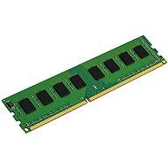 Kingston 4GB DDR3 1600MHz Low Voltage - Operační paměť