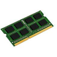 Kingston SO-DIMM 8GB DDR3 1333MHz Single Rank KCP313SD8/8 - Operační paměť