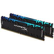 HyperX 16GB KIT 3600MHz DDR4 CL17 Predator RGB - Operační paměť
