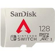 SanDisk MicroSDXC 128GB Nintendo Switch Apex Legends