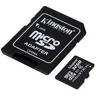 Kingston MicroSDHC 32GB Class 10 UHS-I Industrial Temp + SD adaptér
