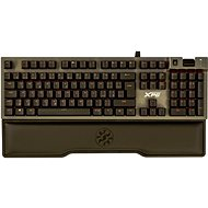 XPG SUMMONER red CZ - Herní klávesnice