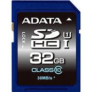 ADATA Premier SDHC 32GB UHS-I Class 10 - Paměťová karta