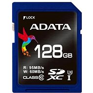 ADATA Premier Pro SDXC 128GB UHS-I U3 - Paměťová karta