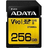 ADATA Premier ONE SDXC 256GB UHS-II U3 Class 10 - Paměťová karta