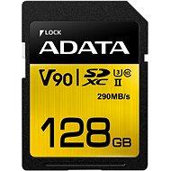 ADATA Premier ONE SDXC 128GB UHS-II U3 Class 10 - Paměťová karta