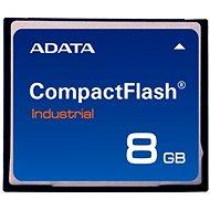 ADATA Compact Flash Industrial SLC 8GB, bulk - Paměťová karta