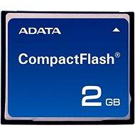 ADATA Compact Flash Industrial SLC 2GB, bulk - Paměťová karta