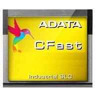 ADATA Compact Flash CFast Industrial SLC 8GB, bulk - Paměťová karta