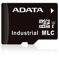 ADATA MicroSDHC Industrial MLC 8GB, bulk - Paměťová karta