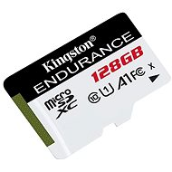 Kingston MicroSDXC Endurance 128GB - Paměťová karta