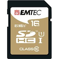 EMTEC SDHC 16GB Gold Plus Class 10
