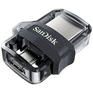 SanDisk Ultra Dual USB Drive m3.0 128GB - Flash disk