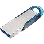 SanDisk Ultra Flair 64GB tropical blue - USB Flash Drive