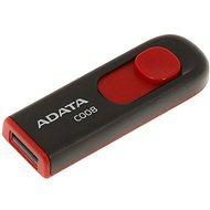 ADATA C008 8GB černý - Flash disk