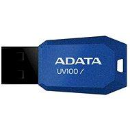 ADATA UV100 16GB modrý - Flash disk